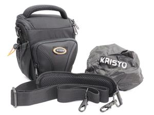 Krisyo SY-1053 Camera Bag with Rain Cover